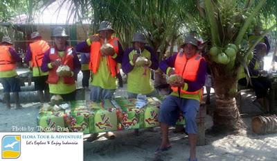Indonesia surga makanan dan minuman lezat Elora Tour