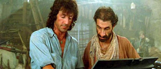 photo de Rambo et Mousa Ghani dans le film Rambo 3