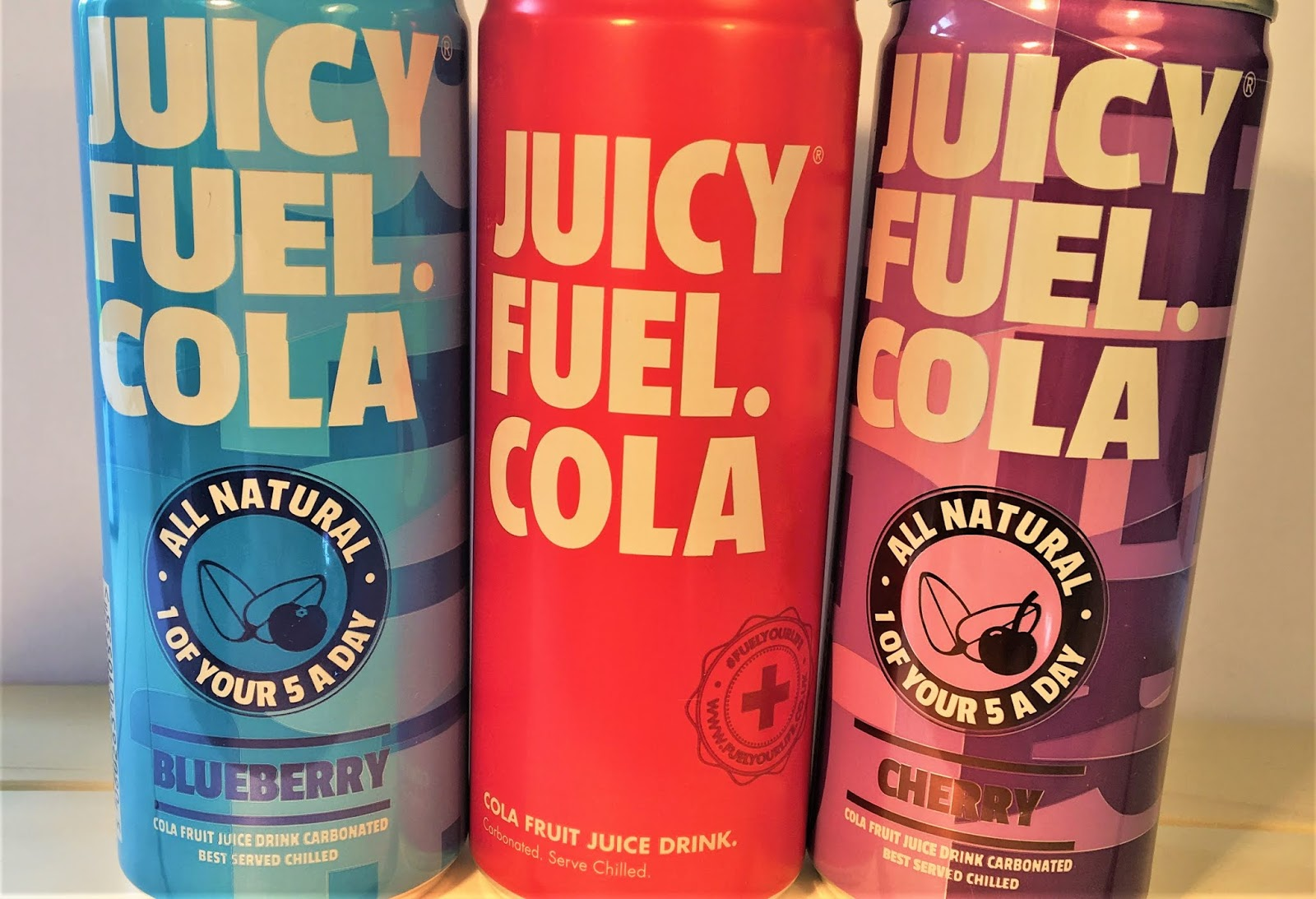 Juicy Fuel Cola