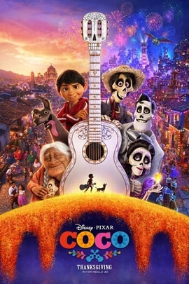 Download Coco(2017) in Hd Hindi Dubbed