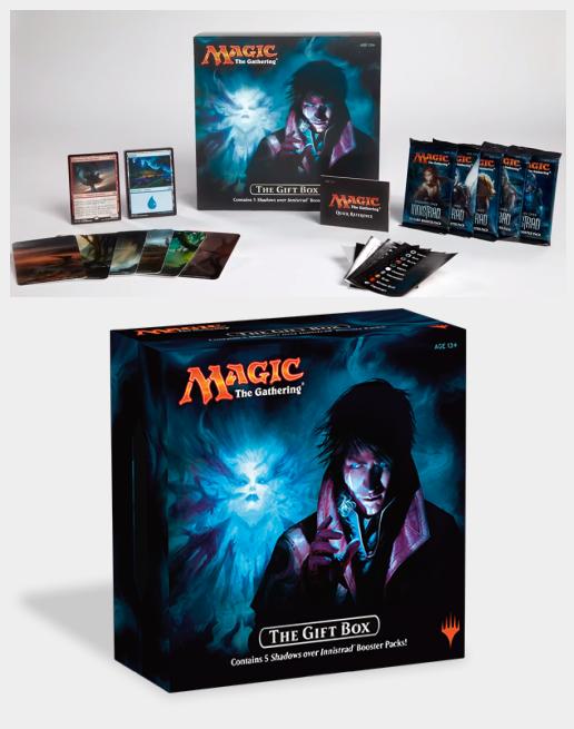 MTG Realm: 2016 MTG Gift Box Review
