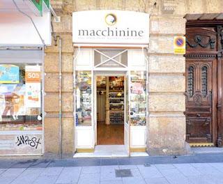 macchinine Madrid