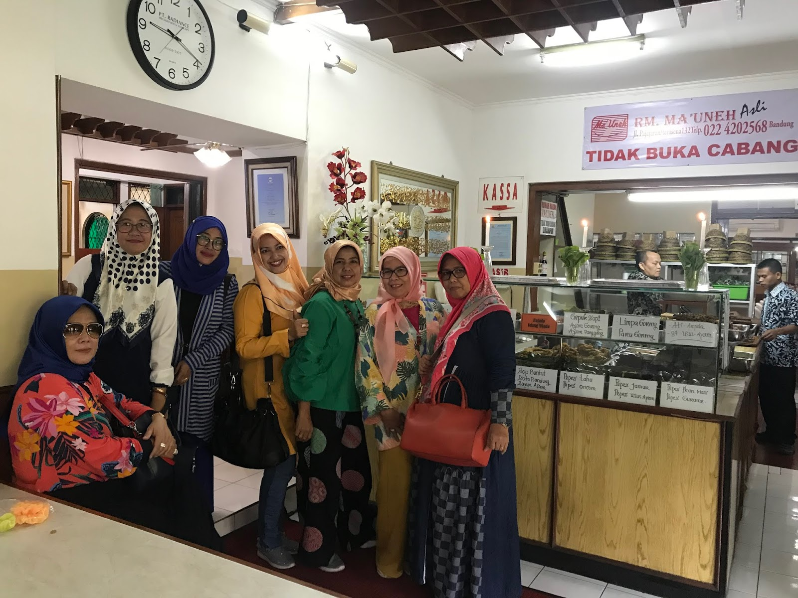 Meciko66 Sensasi Kuliner Legendaris Rumah Makan Khas Sunda Mak Uneh Edisi 2