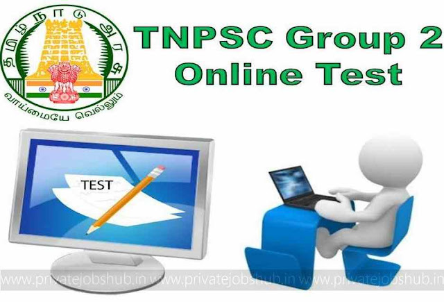 TNPSC Group 2 Online Test