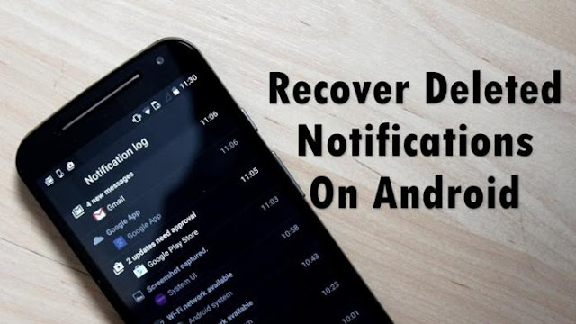 Recover deleted photo android without root
