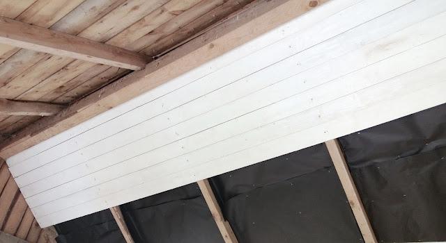 majassa pitää olla katto