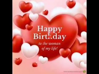 Wife Happy Birthday Whatsapp Status Video Download