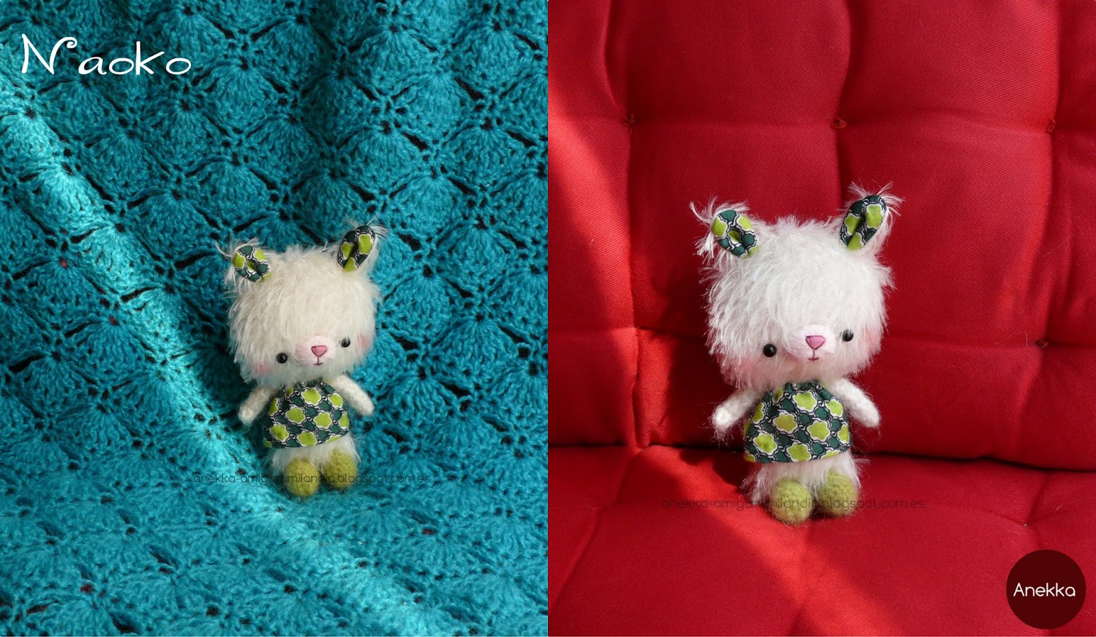 mohair doll plush handmade cat regalos