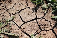 Uttørket jord. Bilde fra pxhere.com. Fri bruk CC0