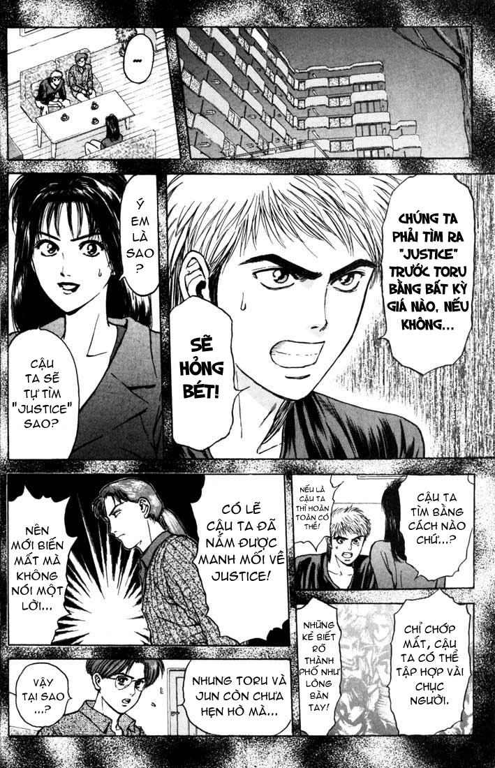 Psychometrer Eiji chapter 49 trang 18