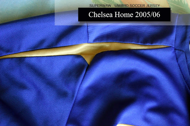 Jersey Chelsea Home 2005 (Centenary)