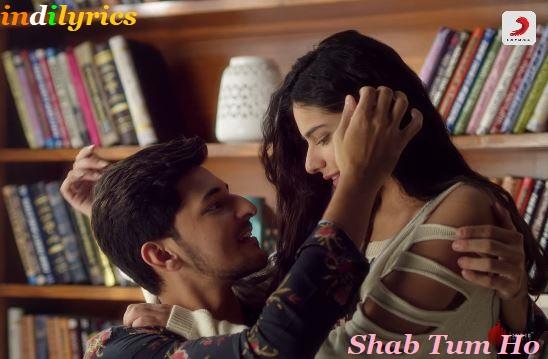Shab Tum Ho - Darshan Raval, full song lyrics with English Translation