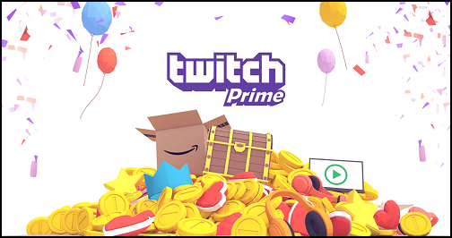Twitch Prime ile Nasıl Bedava Abone Olunur ?