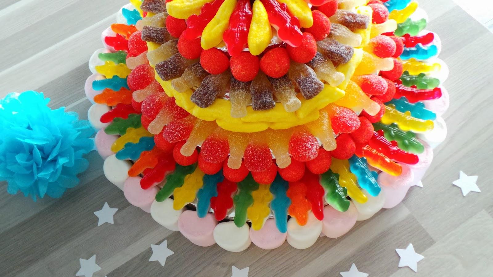 Relativ My Little Créa: Gâteau de Bonbons BW93