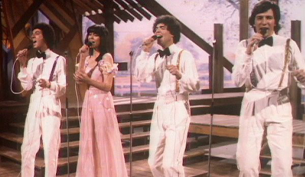 Milk and Honey / Eurovision 1979 / Israel / Hallelujah