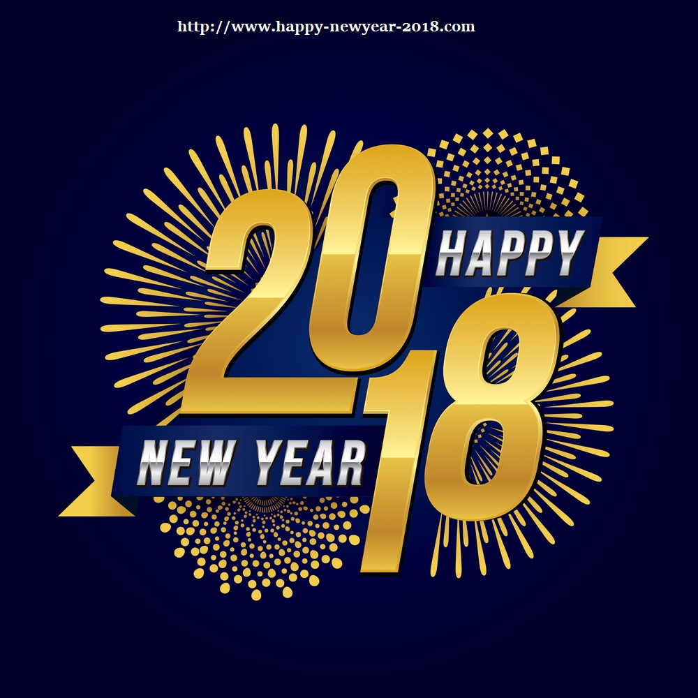 Happy New Year 2018 HD Wallpapers Wallpapers Of Happy New Year
