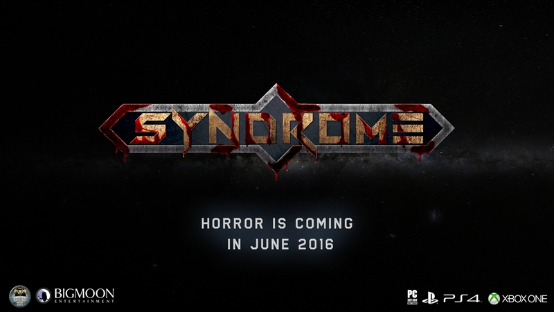 Syndrome PC Game Free Download Poster