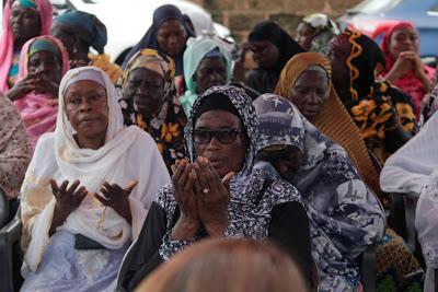 Golden Mainland Ghana Limited Supports Widows