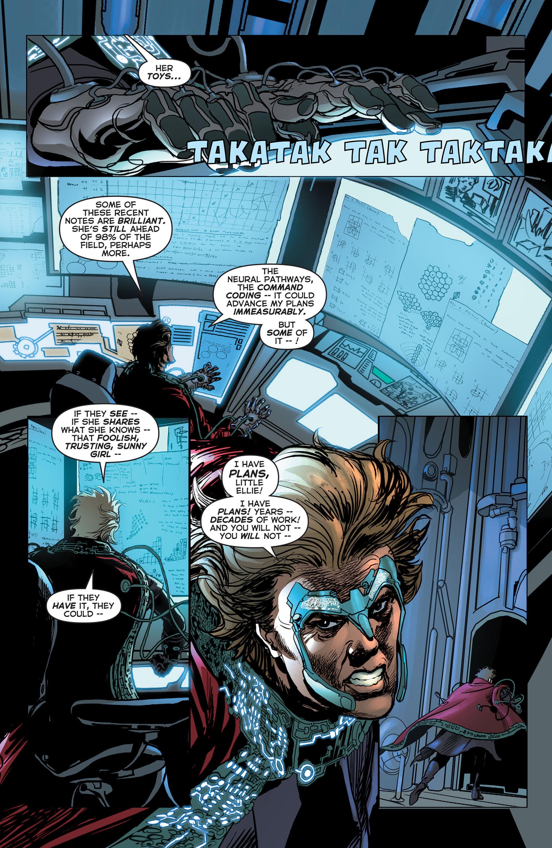 Read online Astro City comic -  Issue #15 - 7