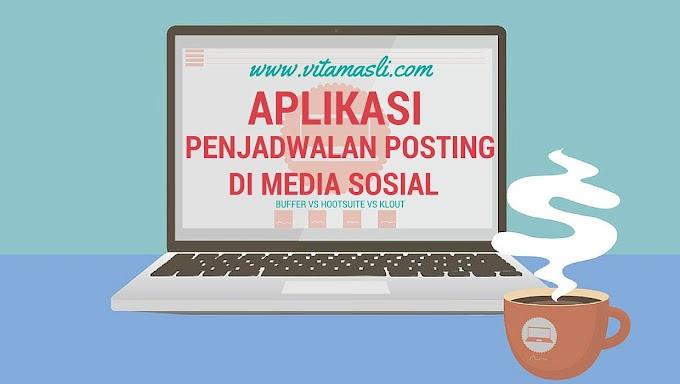Aplikasi Penjadwalan Posting di Media Sosial
