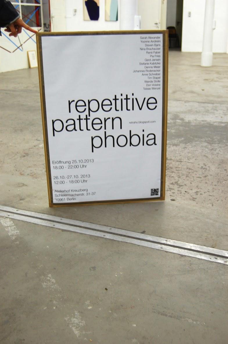 Retraho Repetitive Pattern Phobia