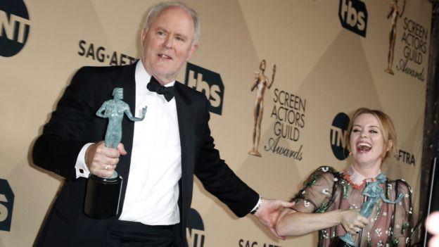 Trump travel ban attacked at Screen Actors Guild awards