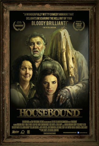 DVD Review - Housebound