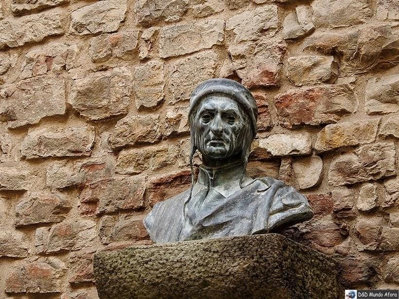 Museu Casa de Dante - O que fazer em Florença, Itália