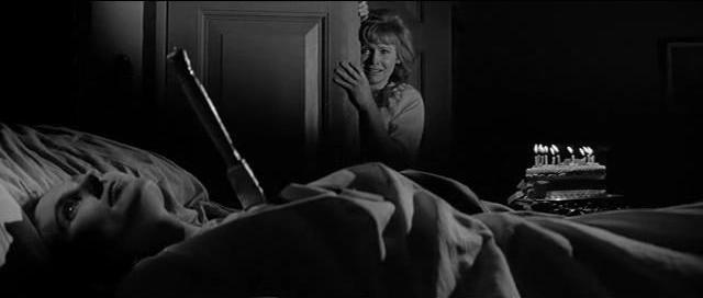 Secuencia de El abismo del miedo / Nightmare 1964
