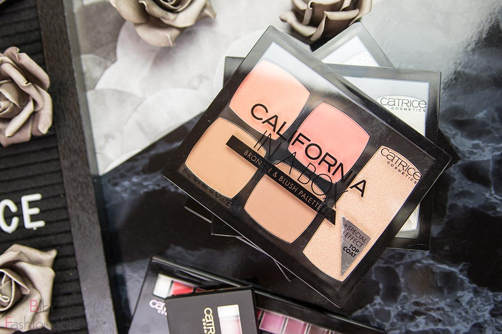 Catrice California in a Box Bronzer and Blush Palette