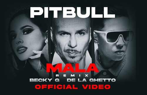 Mala (Remix) | Pitbull & Becky G & De La Ghetto Lyrics