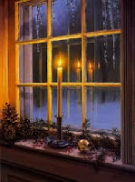 Candle in the Window - Irish Christmas Tradition
