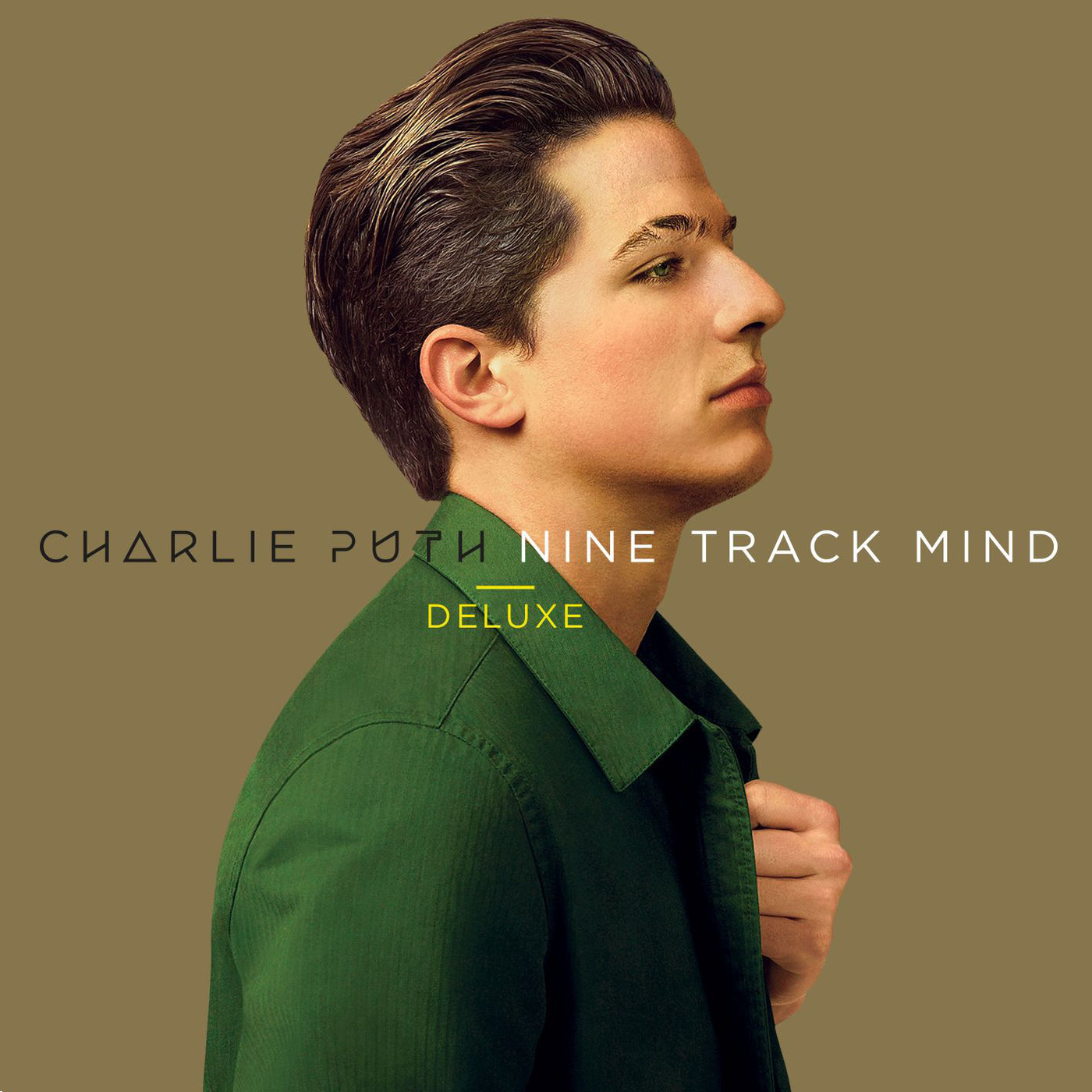 Charlie Puth - Nine Track Mind (Deluxe) [US Version] Cover