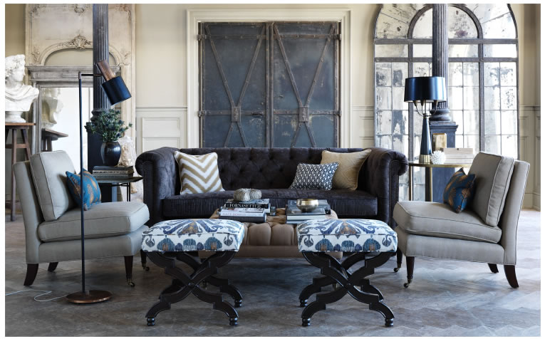 Angie Helm Interior Design Nate Berkus for Calico Corners