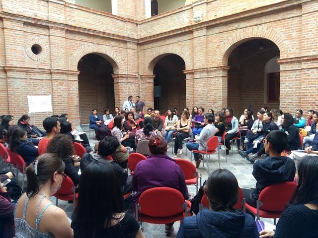 arteducarte tejeredes encuentro educacion artistica