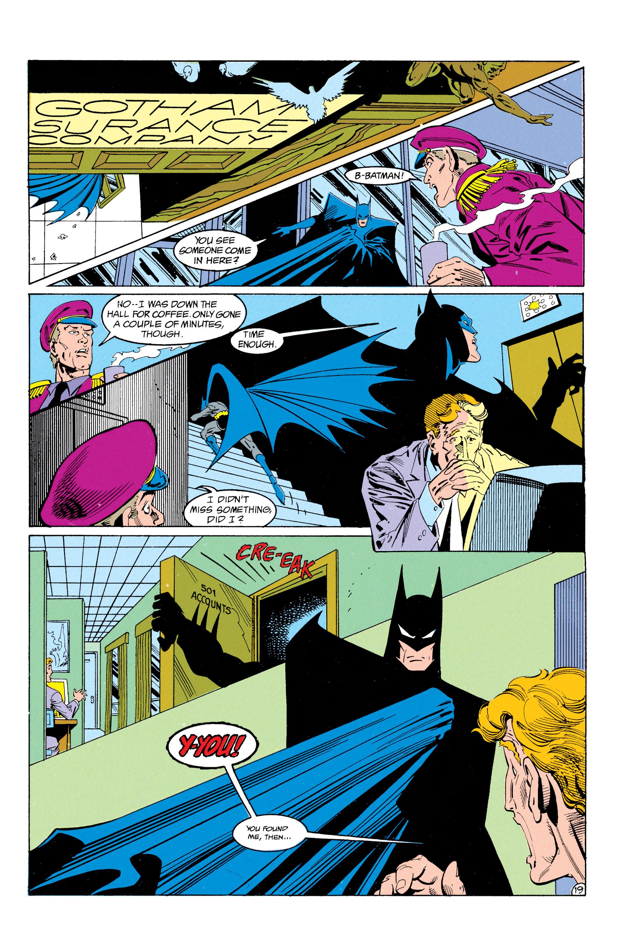 Detective Comics (1937) 609 Page 19