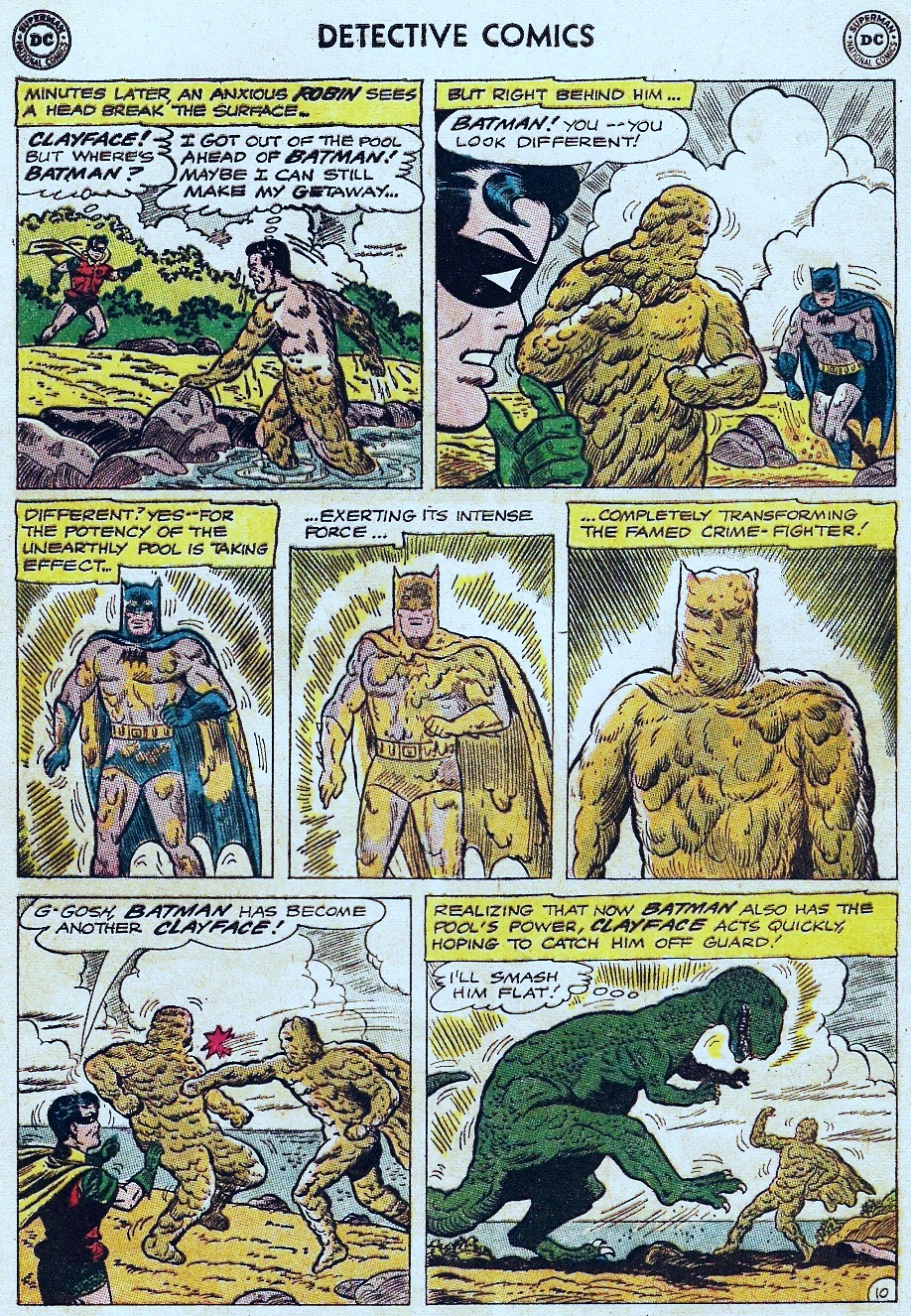 Detective Comics (1937) 312 Page 12