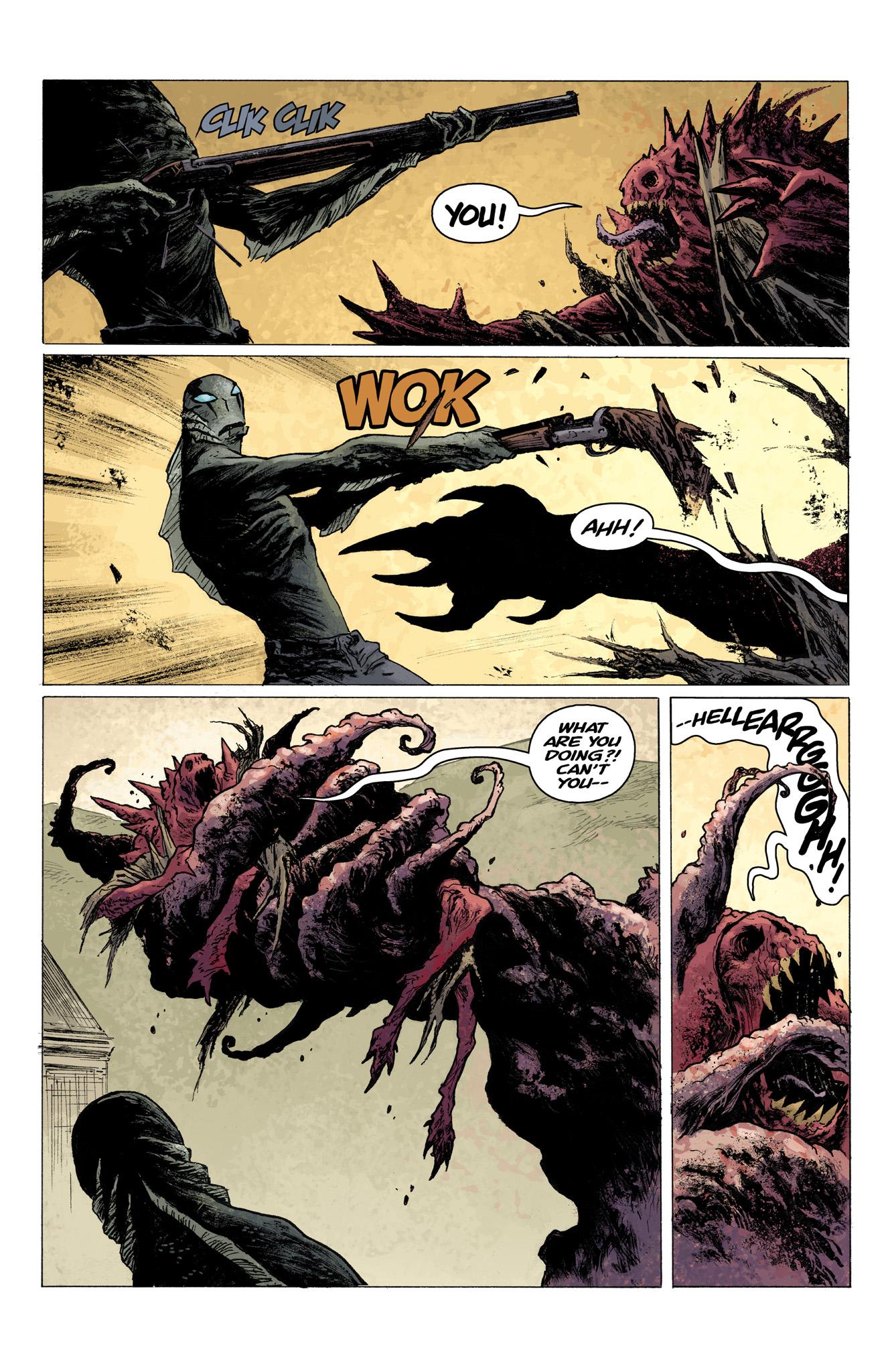 Read online Abe Sapien comic -  Issue #3 - 11