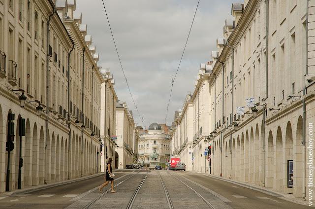 Que ver en Orleans turismo Francia Loira ciudades monumentales
