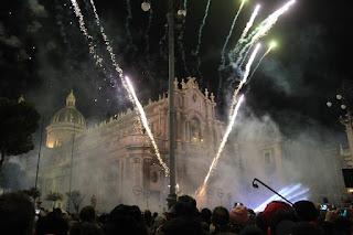 festa santagata catania portugues - Especial Sicília - Catânia