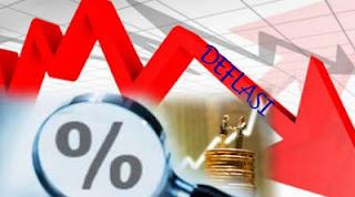 Penyebab dan Cara Mengatasi Deflasi