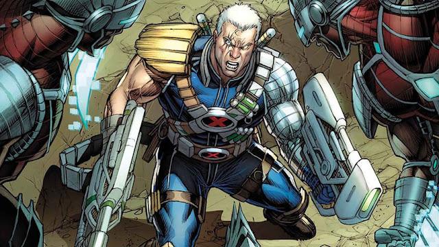 Asal-Usul dan Kekuatan Cable (Nathan Summers) dalam komik Marvel
