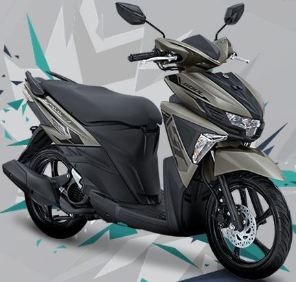 Motor Yamaha Matic