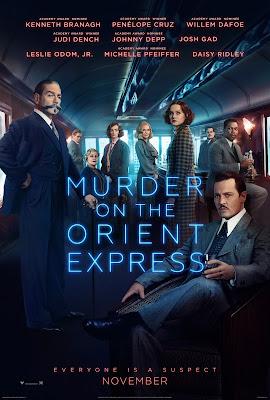 """""""Murder on the Orient Express"""" (""""Morderstwo w Orient Expressie"""")"""
