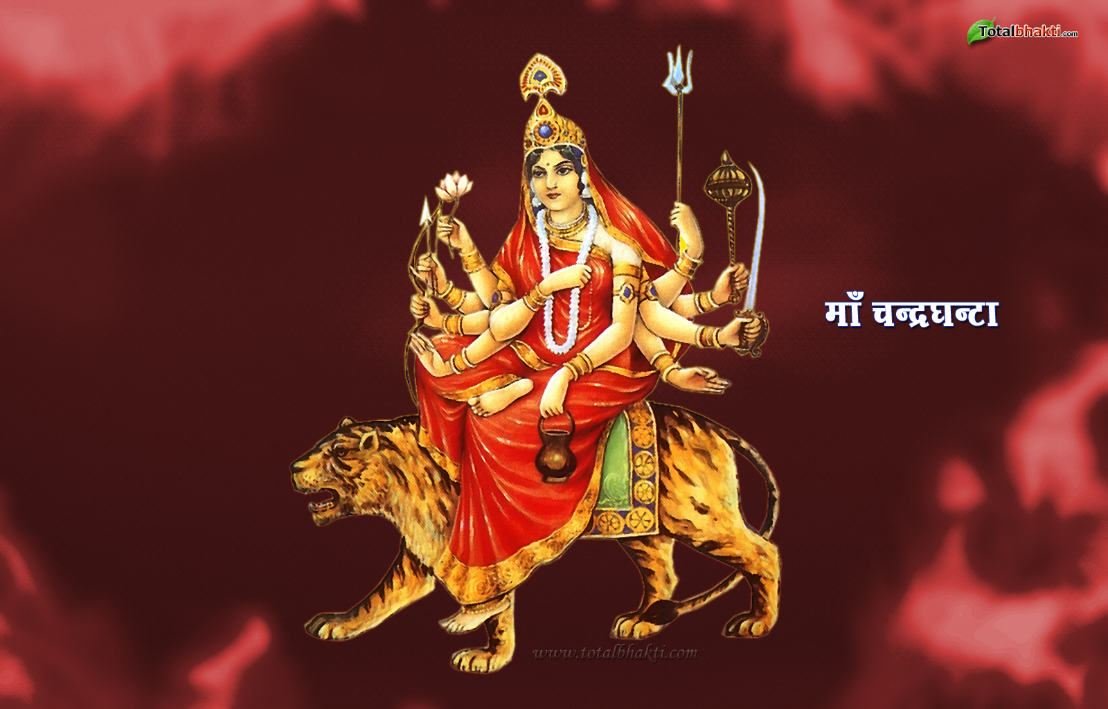 HD Mata Chandraghanta Wallpapers (High Quality)
