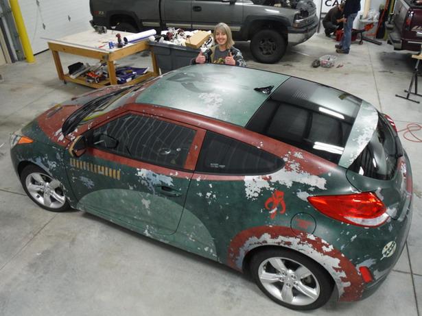 Hyundai Boba Fett