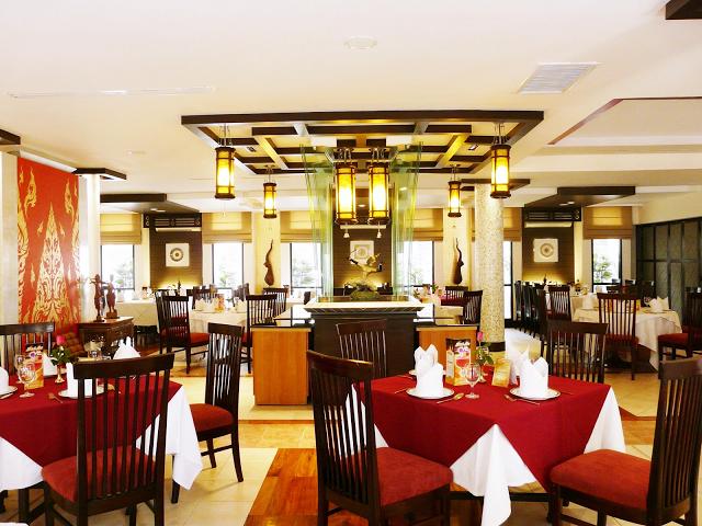 Nhà hàng 5 sao tại chung cư Phúc Hưng