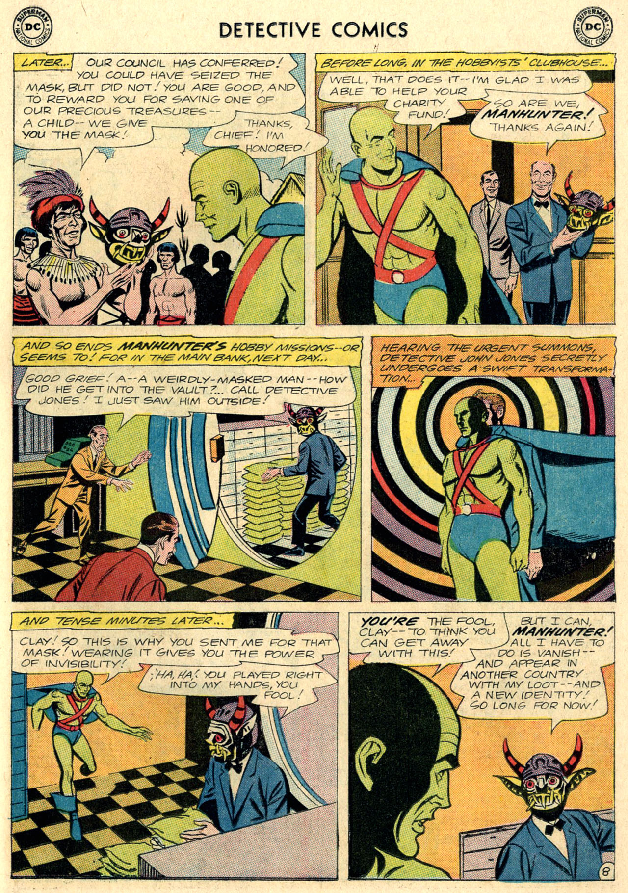 Detective Comics (1937) 323 Page 25