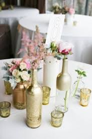 Wedding Reception Table Decorations Diy
