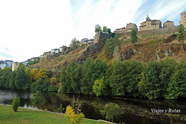 Vistas de Puebla de Sanabria, Zamora